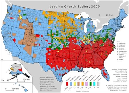 US Religions