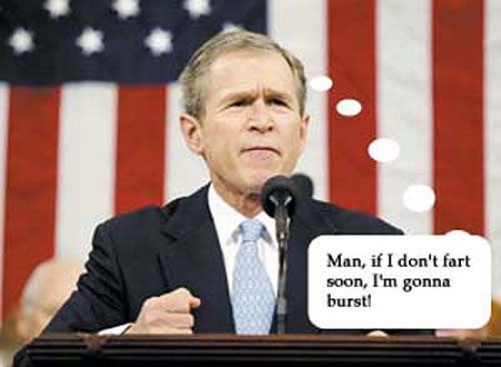 BUSH SPEECH