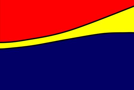 Blue Yellow Red