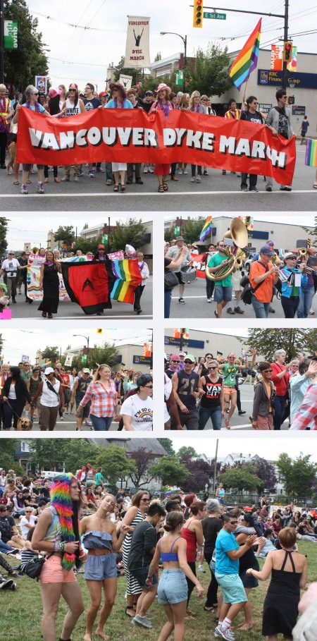 Vancouver Dyke March 2013