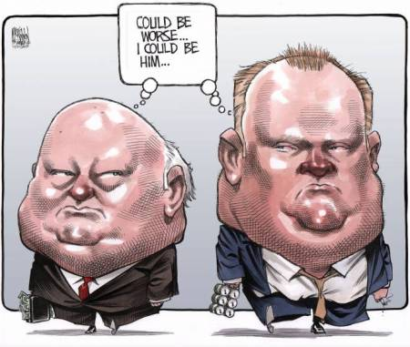 cartoon ford and duffy