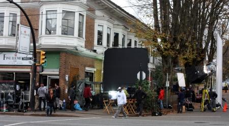 Filming Nov 28