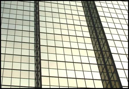 City Abstract VIII