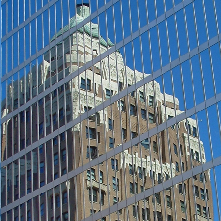 upon reflection_Marine Building I