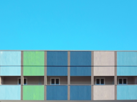 bold colour
