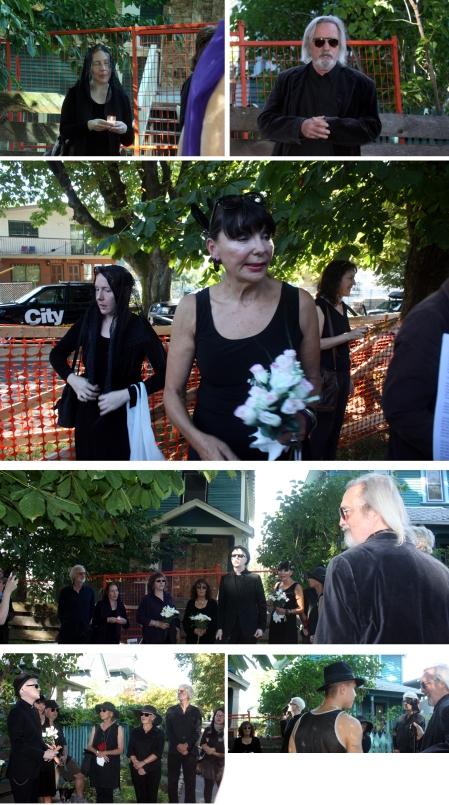 Napier Funeral