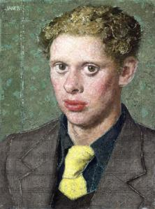 Alfred Janes - Dylan Thomas