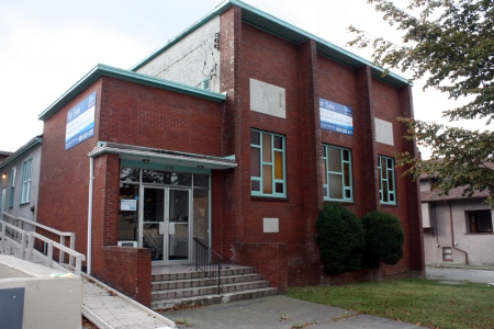 Salvation Hall