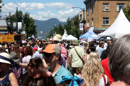 Italian Day 2015 crowd