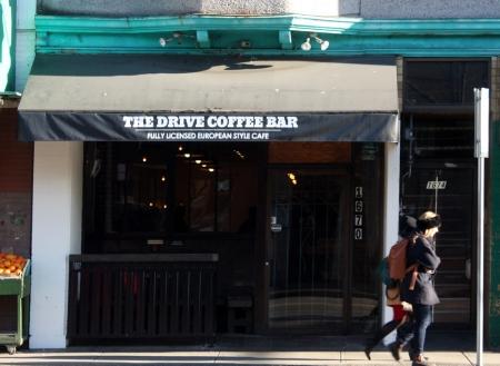 201601 The Drive Coffee
