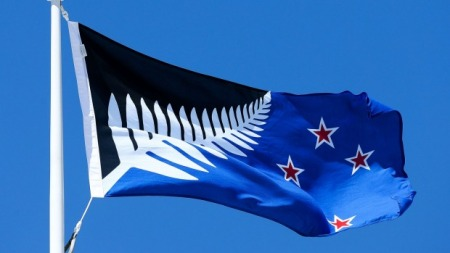 New NZ flag
