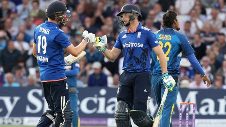 Buttler and Woakes