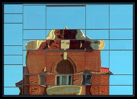 glass-and-brick-II