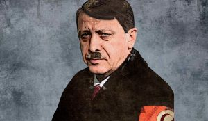 erdogan as adolf