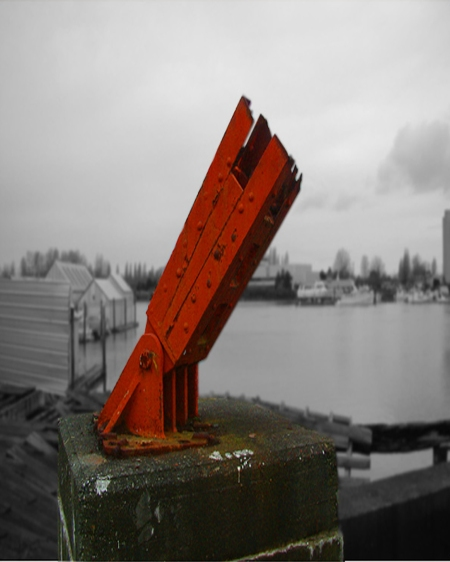 Industrial Sculpture no 1