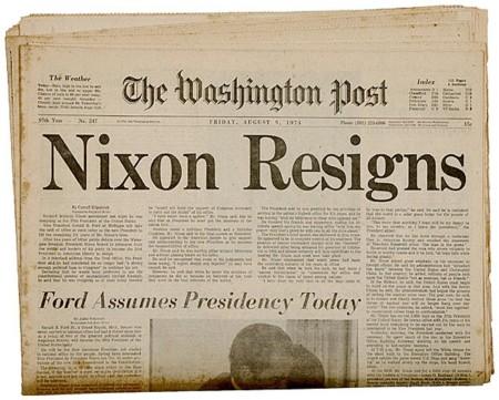 Nixonresigns