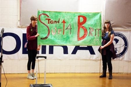 britannia-students