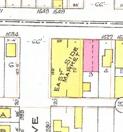 Goad's Map December 1911