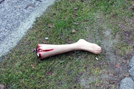 found-leg