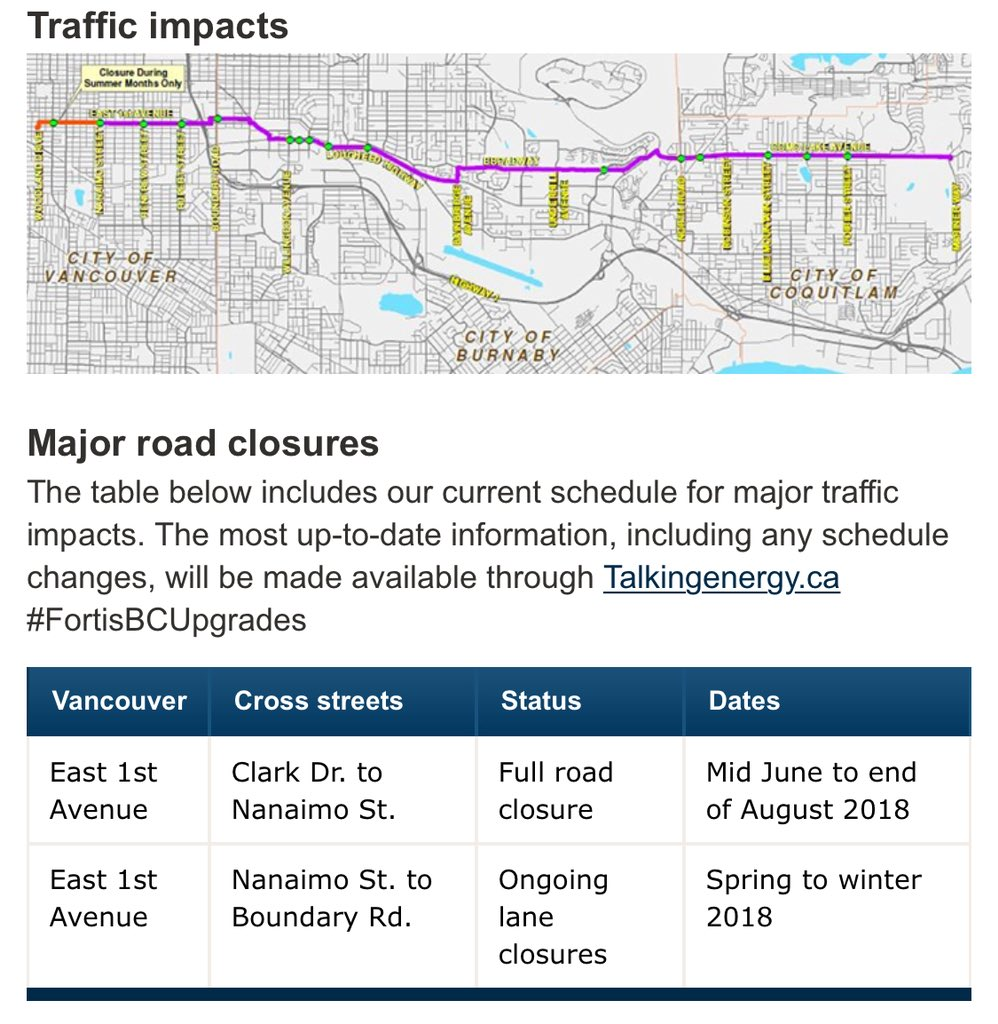 more on first avenue closures jak s view of vancouver v 3